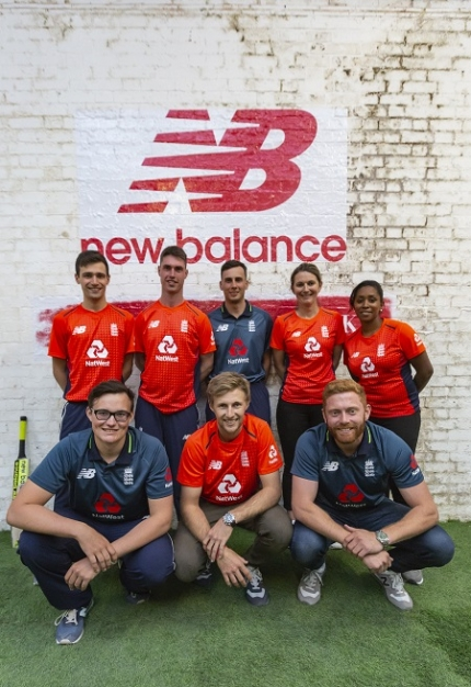new balance england cricket kit