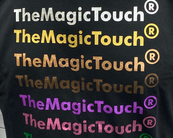 TheMagicTouch No Heavy Metal………. Just Soft-Metallic!