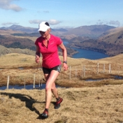 When Nicky Spinks isn't farming, she runs up mountains