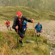 Nicky Spinks becomes first person to complete historic trilogy of Double British Rounds