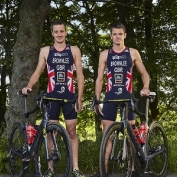 OTE Sports to fuel  Alistair and Jonny Brownlee