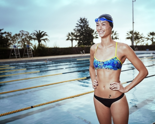 MP brings Summer right into the Pool with its expanded line of vivid Training Swimwear