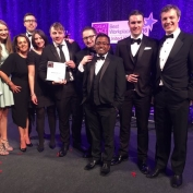 Pentland Brands named as one of UK's best workplaces