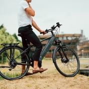 Raleigh launch new e-bike Centros