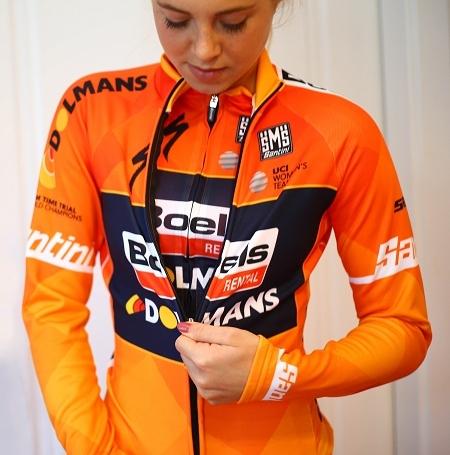 fbc6c1c15 Santini team up with Boels-Dolmans Cycling team