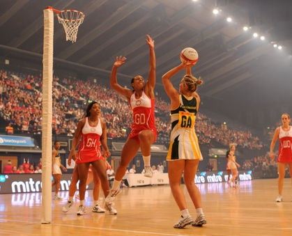 BLK & England Netball ready bloom | Sports Insight