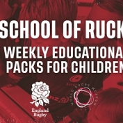 England Rugby invites children to The School Of Ruck
