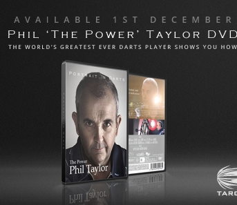 Phil 'The Power' Taylor DVD – The world's greatest ever darts player shows you how