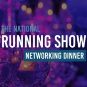 Launch of The National Running Show Networking Dinner