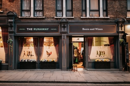 New Balance opens The Runaway Pub