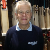 Tim Smith at Bat and Ball Sports in Sevenoaks, Kent gives us the low down on life in the trade
