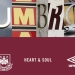 West Ham to wear Umbro kit from next season