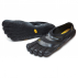 FIVEFINGERS EL-X GENTS SIZE 37 UK BLACK - 13M0101