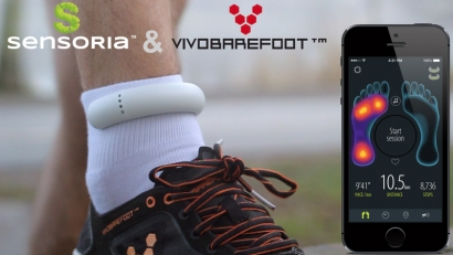 VIVOBAREFOOT and Sensoria Wearables agree distribution partnership