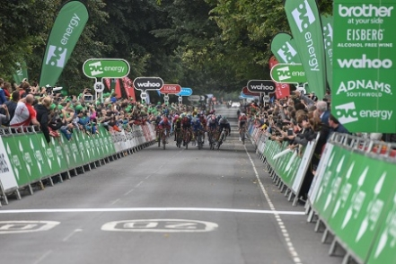 Wahoo sponsors the OVO Energy Tour of Britain and Women's Tour