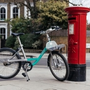 Beryl Bikes Partners with City of London Corporation