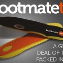 Sales agent Rob Gregory provides the inside track on a new brand of insoles called bootmate