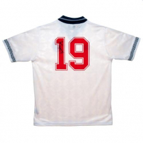 Paul Gascoigne replica 1990 England shirt