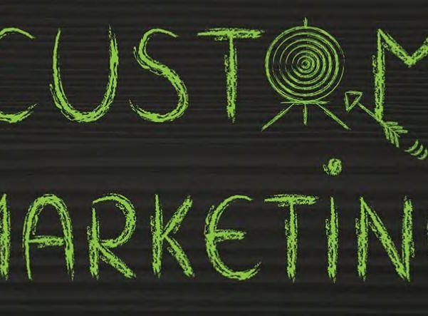 Dont be bland customize your marketing