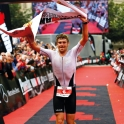David McNaMee talks about his Ironman ambitions and his career