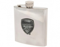 Taylors Football - Arsenal FC Hip Flask