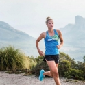 Emma Pallant shows a passion for running and training