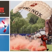 The Red Devils Dive Down to OTS 2018