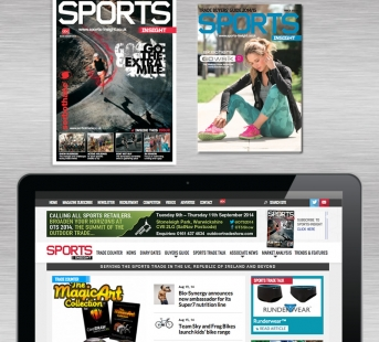 Launch of the NEW Sports Insight WEBSITE and Trade Buyers' Guide
