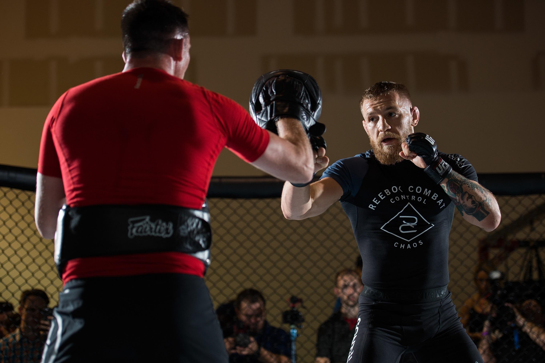 UFC star Conor McGregor. Picture: BRANDON MAGNUS / ZUFFA, LLC
