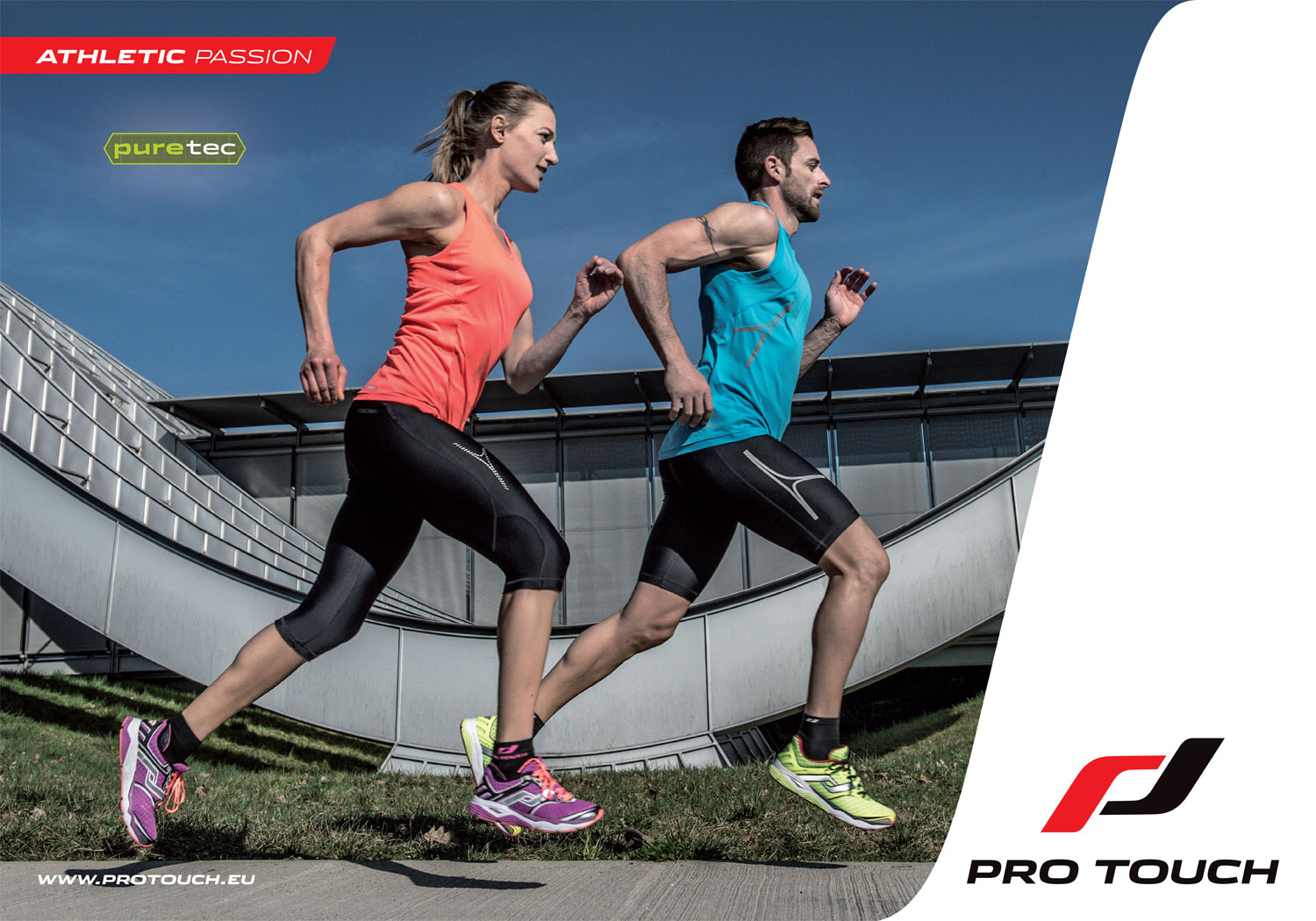 The New And Exclusive Intersport Pro Touch Puretec Range Industry Partners Sports Insight