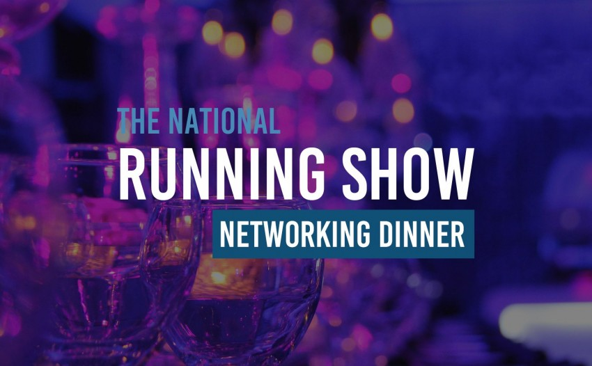 The National Running Show Networking Dinner