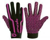 'Hot Pink' by Optimum Sport - the new colour trend in the Velocity thermal gloves range