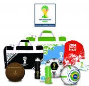 Hy-Pro announces launch of Official Licence products for the 2014 FIFA World Cup