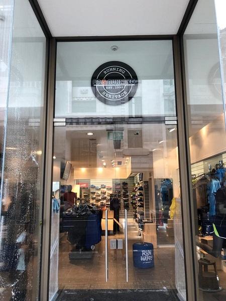 store at the heart of Fleet Street