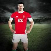 Under Armour Wales kit unveiled