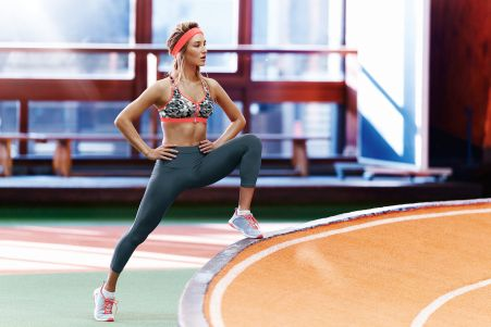 Shock Absorber knows the importance of breast support during exercise