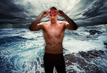 Adam Walker: from salesman to swimming legend