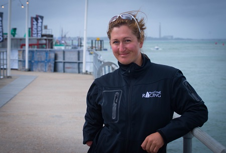Defiant sailor Stodel is taking on the Vendee Globe