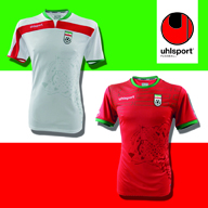 0476c22fb uhlsport to be official kit supplier to Iran national football team ...