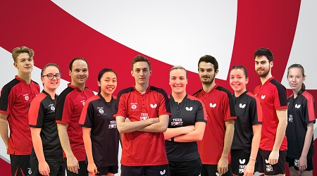 Excellent Table Tennis England Sign New Clothing Deal With Butterfly Interior Design Ideas Oteneahmetsinanyavuzinfo