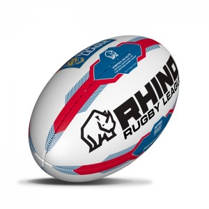 The Rhino Rugby 2017 Betfred Super League Souvenir Ball
