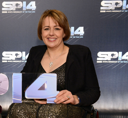 Tanni Grey-Thompson becomes non-executive director of Join In