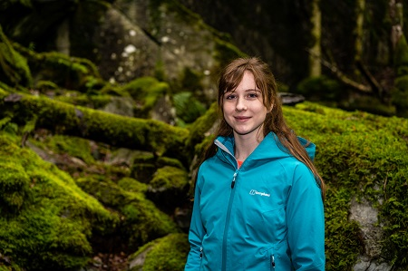 Trad climber Anna Taylor has joined the Berghaus team