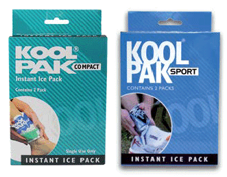 KoolBead Reusable Hot & Cold Retail Pack