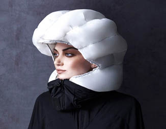 Hövding - Airbag for urban cyclists