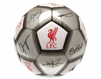 Taylors Football - Liverpool Signature Football