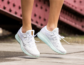 Saucony - White Noise Collection | Sports Insight