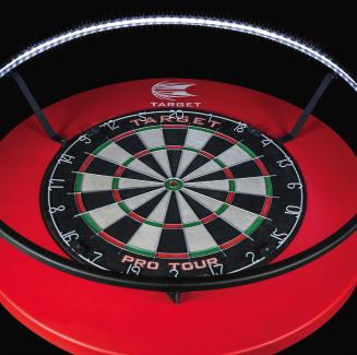 target darts vision sports insight